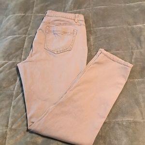 Weekend Tan Pants